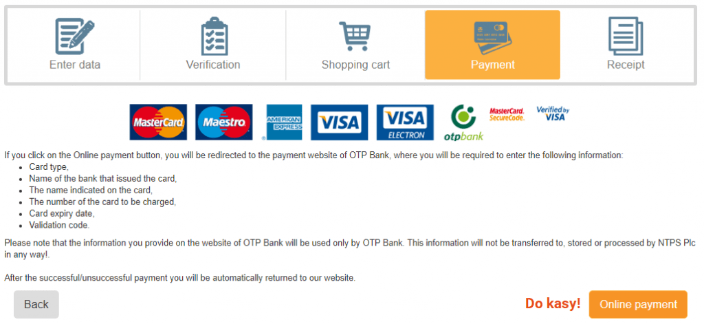zakup winiety Węgry online