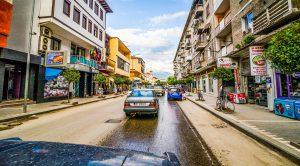 jak dojechać do albanii