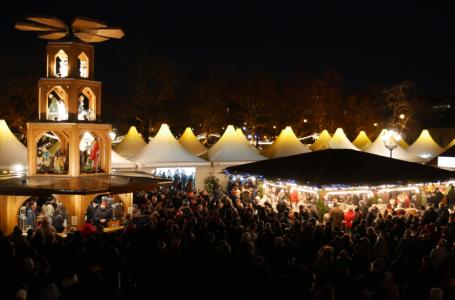 Jarmarki bożonarodzeniowe w Berlinie. Nasz przegląd.
