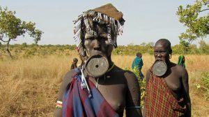 odizolowane plemiona