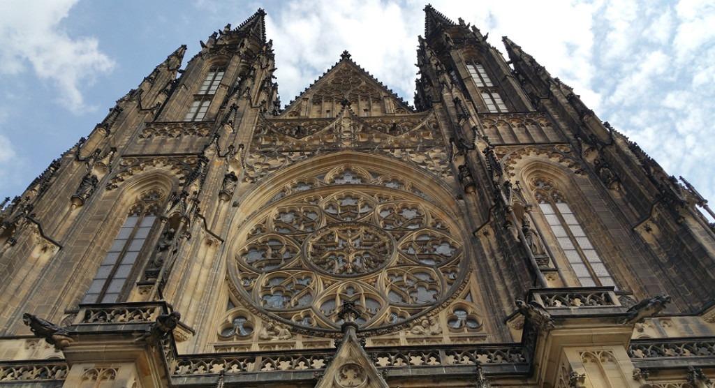 Praga w jeden dzień, katedra św Wita