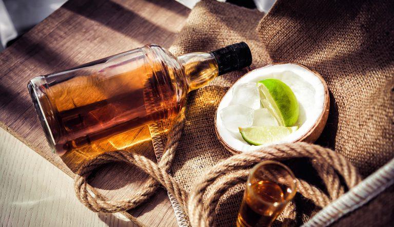 z czym pić rum