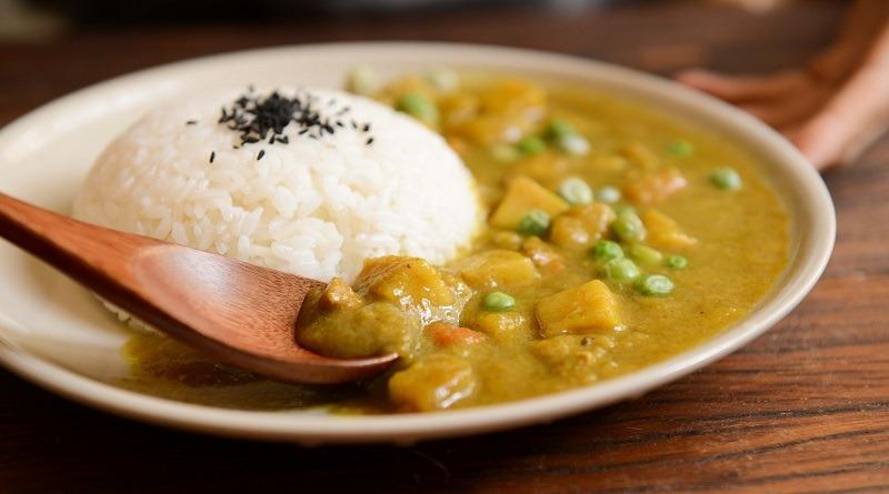 indyjskie curry