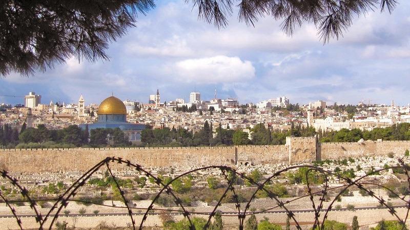 stare miasto jerozolima