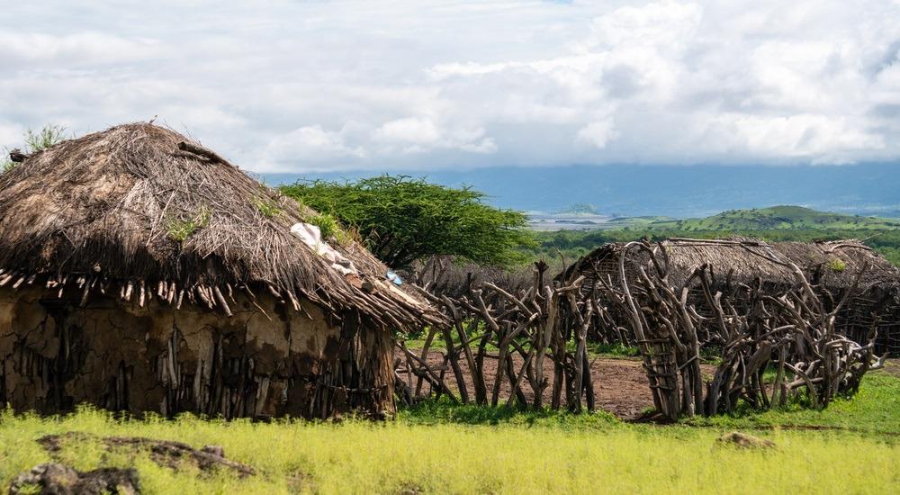 dzikie plemiona afryki