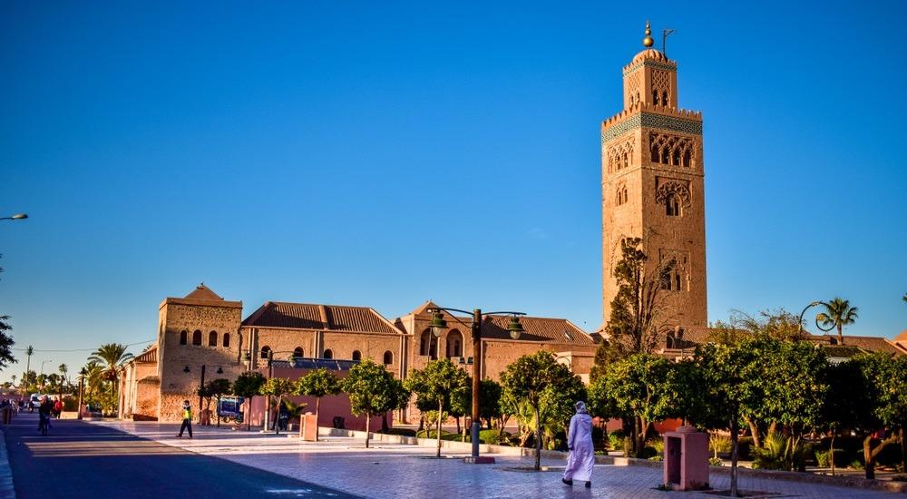 maroko temperatura