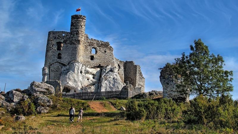 mirów zamek