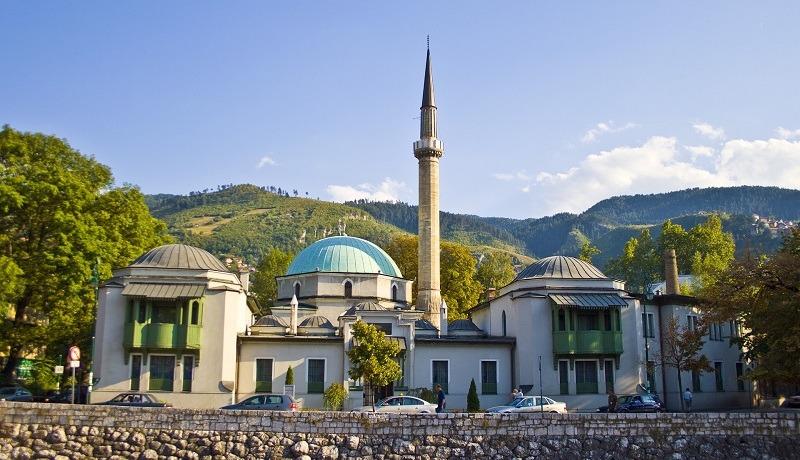 sarajewo meczet gazi husrev bega