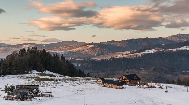 stoki narciarskie polska