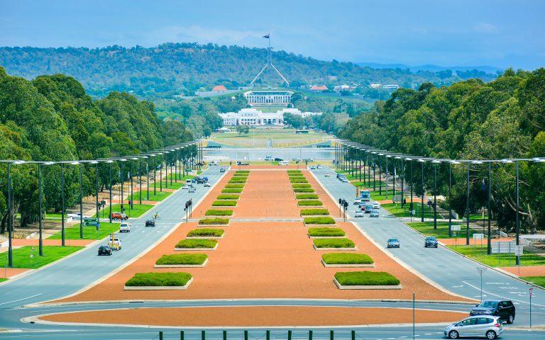 stolica australi
