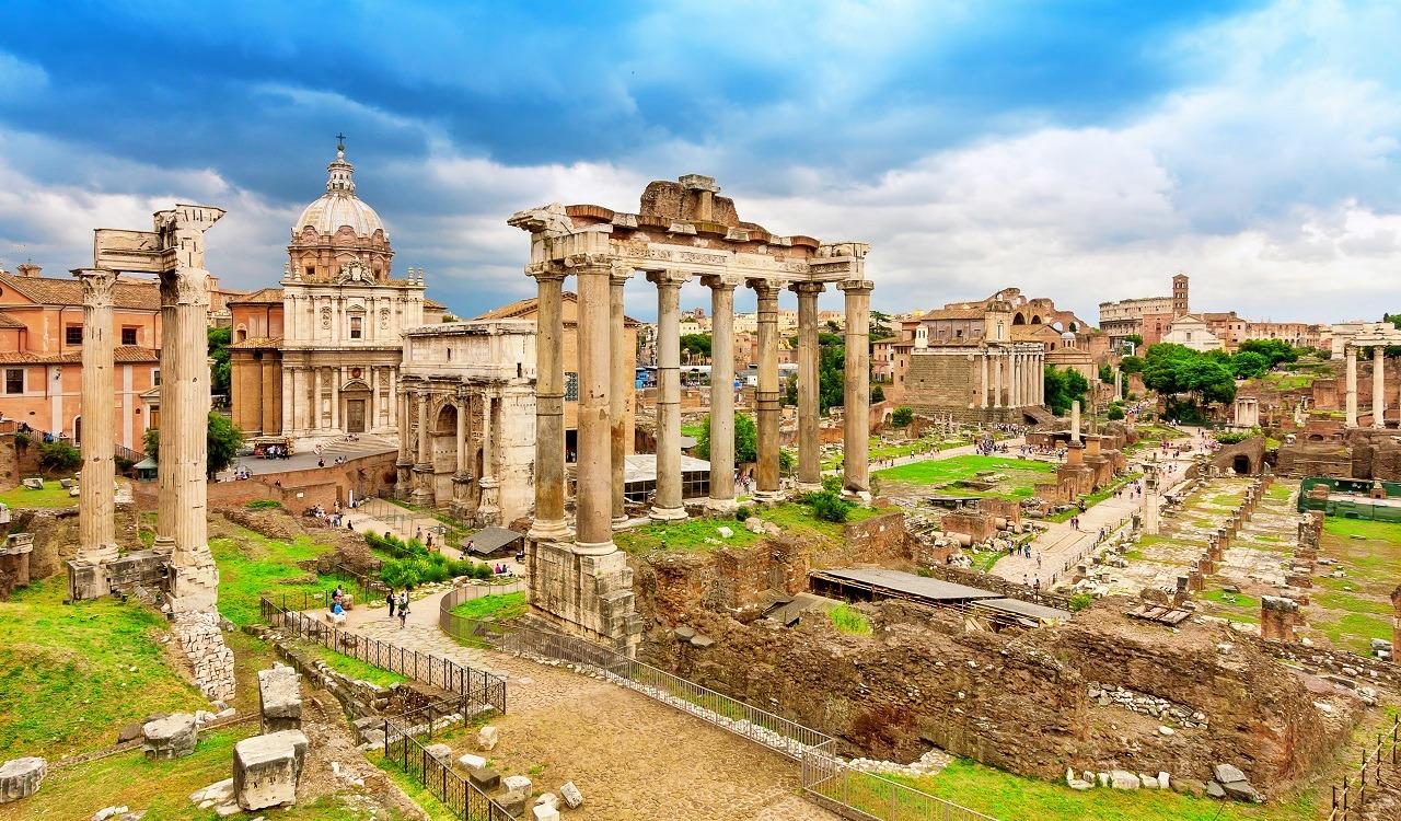 rzymski rynek