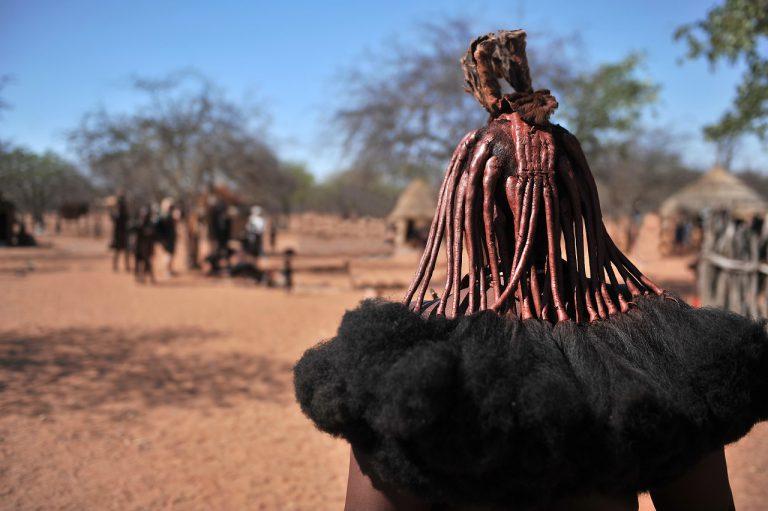himba plemię