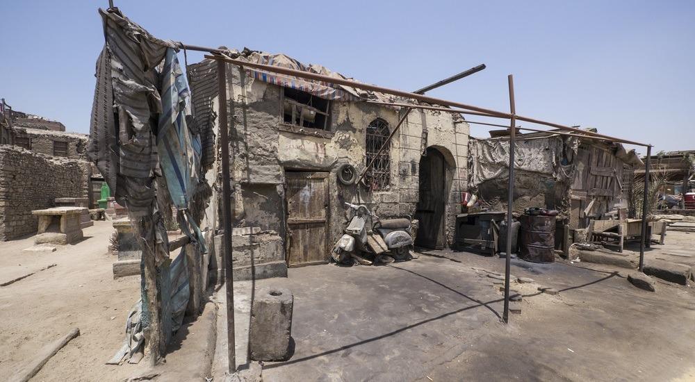 kair miasto umarłych
