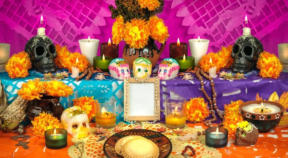 meksykańskie święto śmierci
