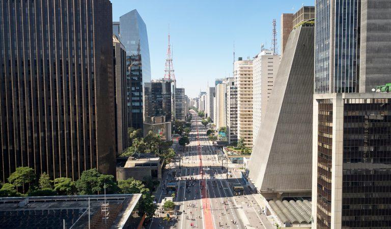 Sao Paulo - Avenida Paulista