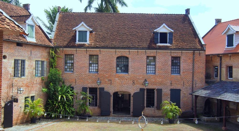 Fort Zeelandia - Surinam