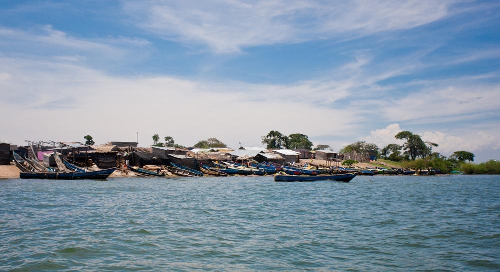 największe jezioro afryki