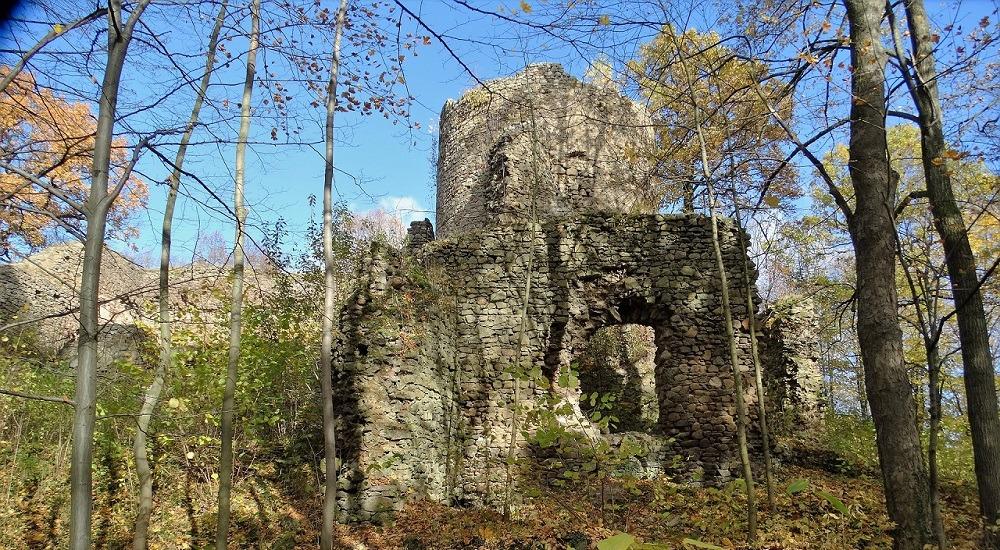 cisy zamek