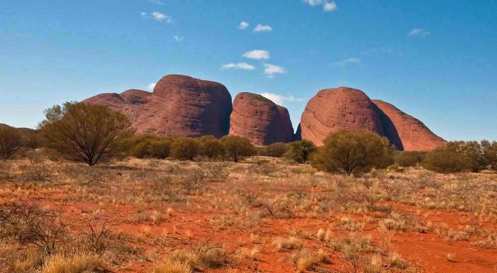 góra w australii