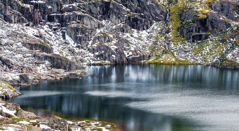 góry wododziałowe