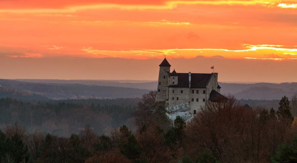 zamek bobolice zwiedzanie