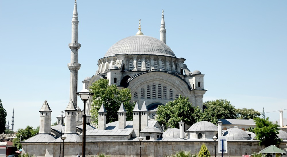 meczet sulejmana wspaniałego