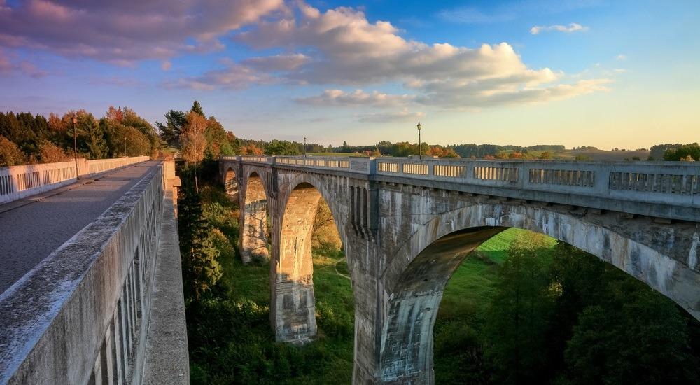 mosty stańczyki