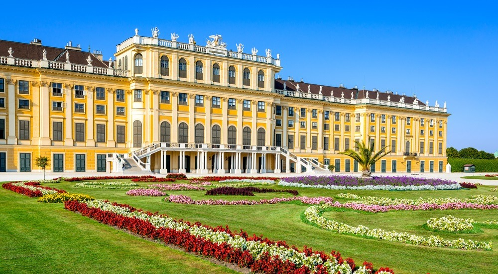 wiedeń pałac schonbrunn