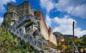 prawdziwy zamek drakuli