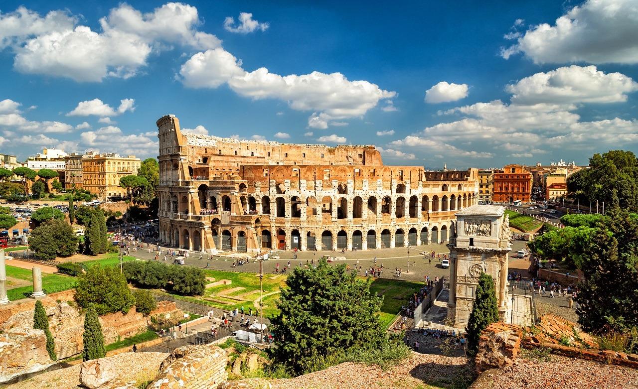 rzym atrakcje