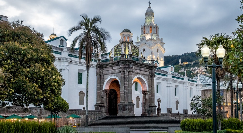 stolica ekwadoru