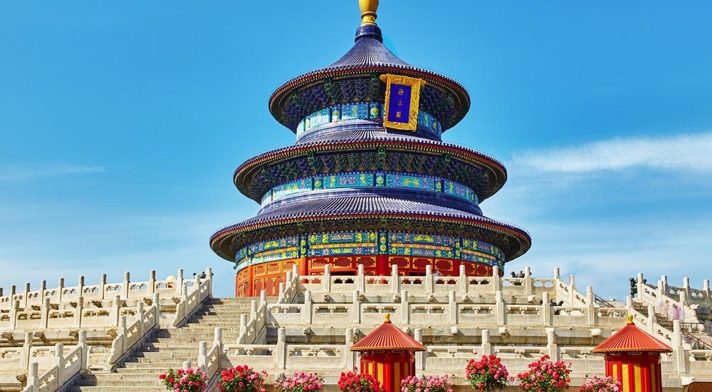 świątynia nieba pekin