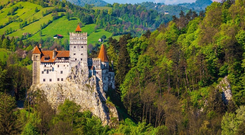 zamek drakuli rumunia