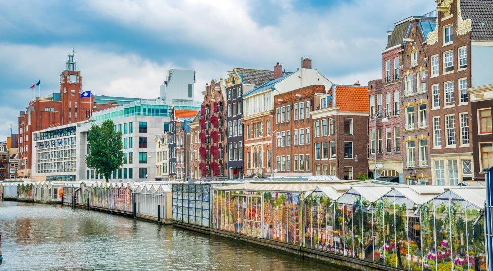 zwiedzanie amsterdam