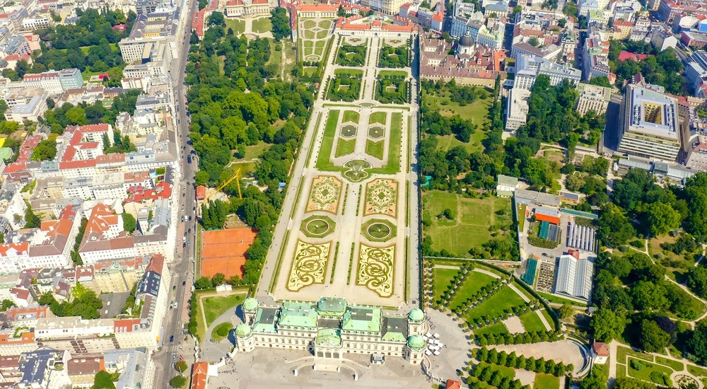 belweder wiedeń