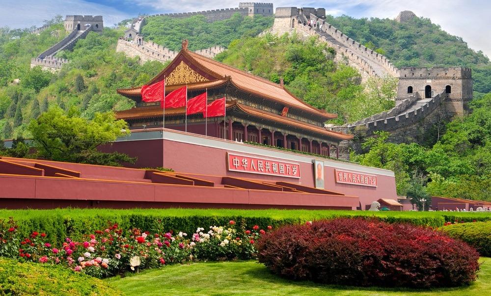 mur chiński długość