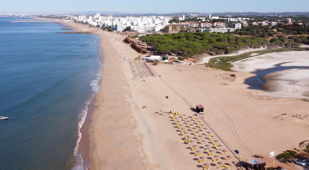 faro plaże