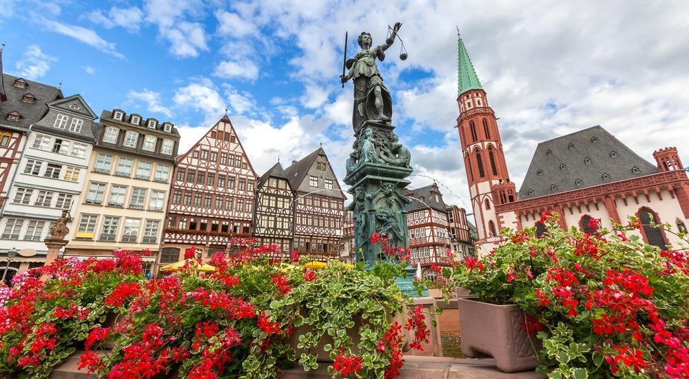 frankfurt nad menem atrakcje