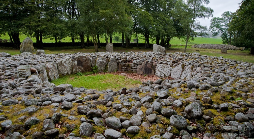 inverness kamienny krąg