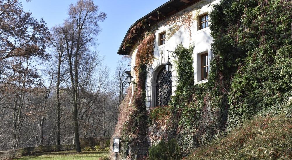 korzkiew zamek