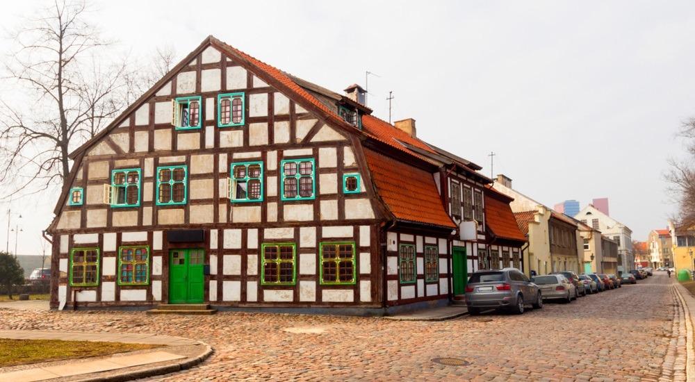 litewskie muzeum morza w kłajpedzie