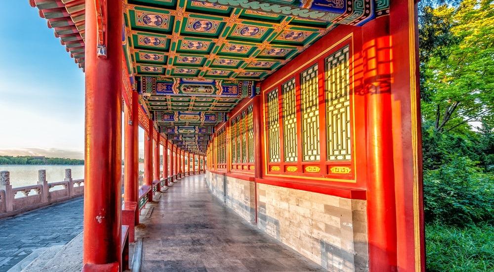 pałac letni pekin