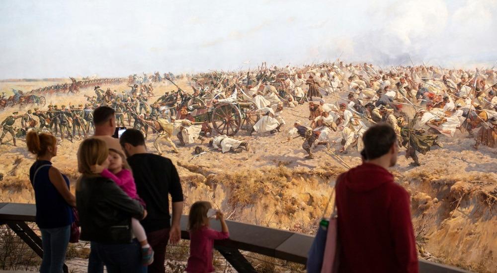 panorama racławicka obraz