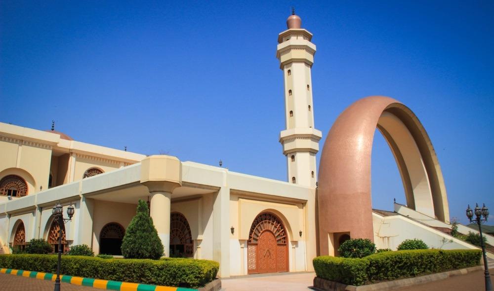 kampala - meczet