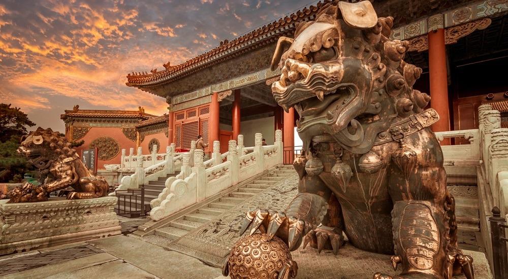 chiny zakazane miasto