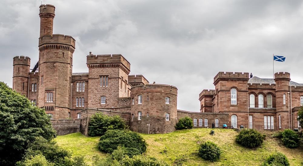zamek inverness