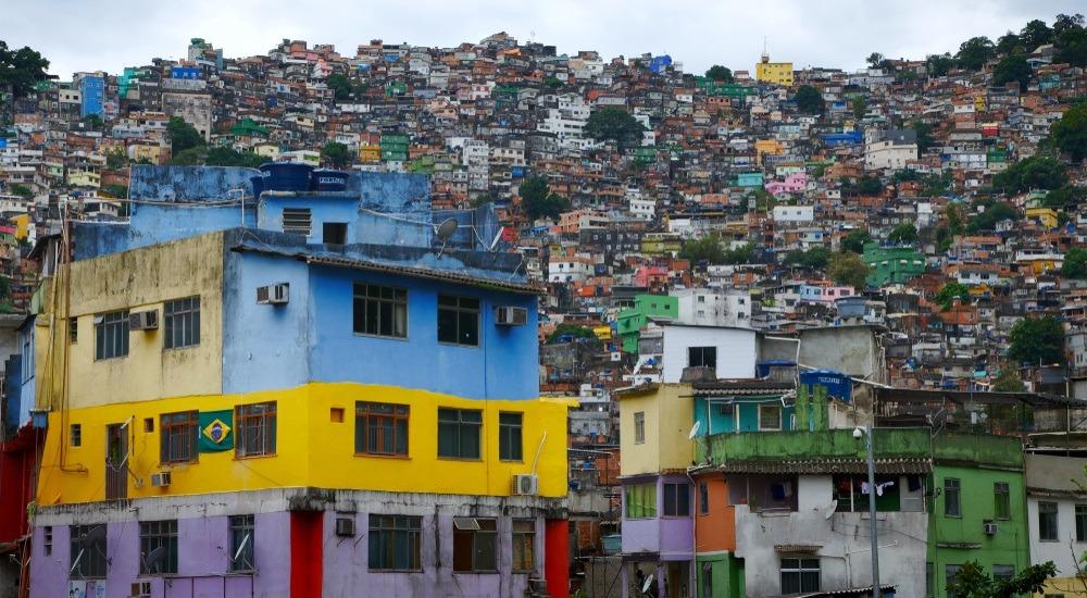 brazylijskie slumsy