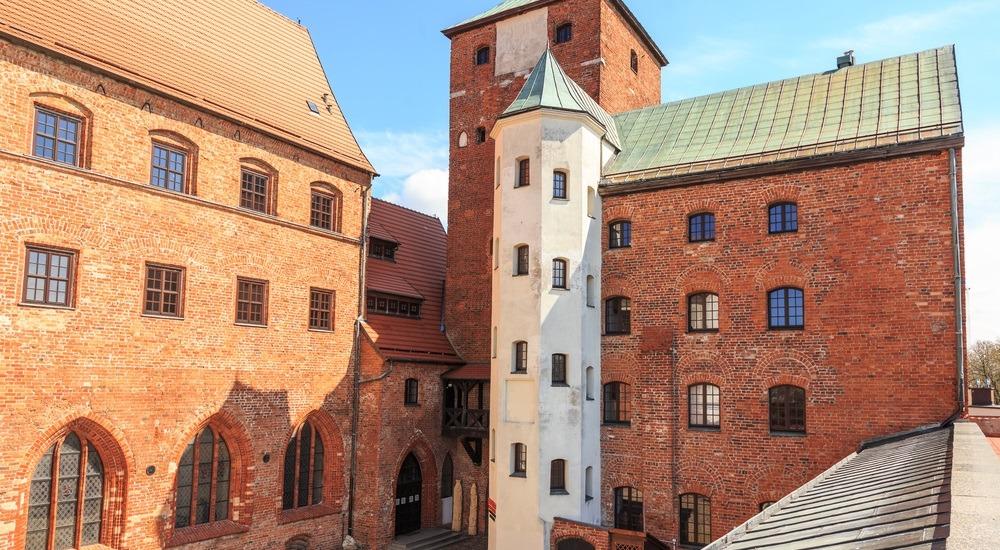 darłowo zamek