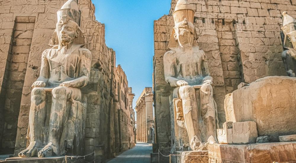 egipt luxor