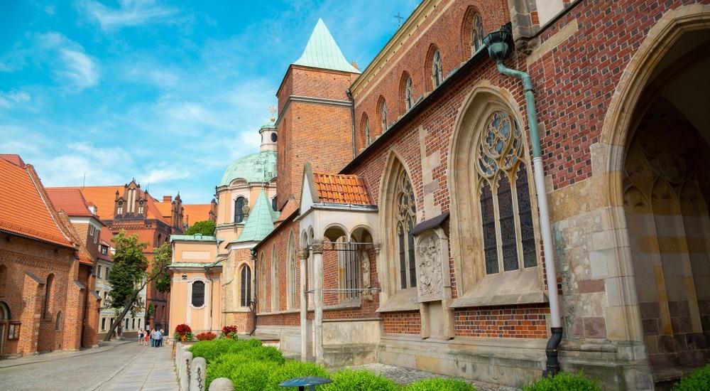 katedra św jana chrzciciela wrocław